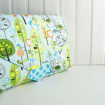 All-in-One Diaper Clutch - Custom - You Choose Fabric | Luulla