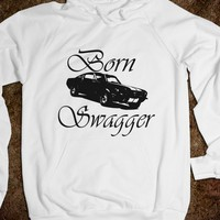 BS Vintage Cars Hoodie, White - Personalleytees