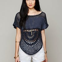 Free People Bubble Tee