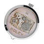 1STDIBS.COM Jewelry & Watches - ROLEX - ROLEX Prince Movement Salesman's Watch Display/Pocketwatch - Fourtane
