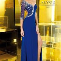 Alyce 2191 Dress at Peaches Boutique