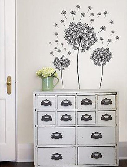 Dandelion Decal Kit - Decals - Wall