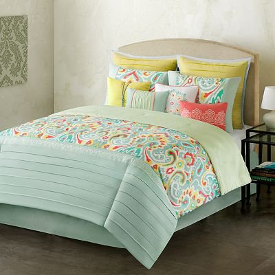 Home Classics Interlude 10 Pc Comforter From Kohl 39 S I