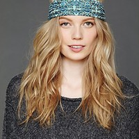 Free People Printed Widebands