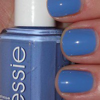 Essie Nail Polish ♥ Lapiz of Luxury ♥ Breathtaking Blue w/ subtle shimmer ♥