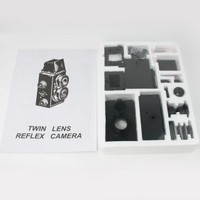 DIY Recesky Twin Lens Reflex TLR-Kamera Set Film 35mm - US&amp;#36;15.88