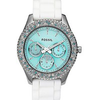 Fossil Stella Silicone Watch - &#x27;s  | Buckle