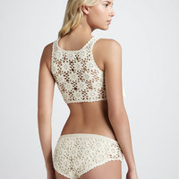 Dream Catcher Crochet Two-Piece