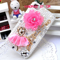 Tower ballet girl iphone 5 case iphone 4 case iphone 4s by hicase