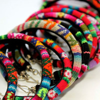 Peruvian Bracelet by KusiPeru on Etsy