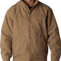 Mens Maverick Jacket | Dri-Duck Maverick Quarry-Washed Canvas Jacket