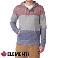 Element Hoodies - Element Bueno Hoody - Jester Red
