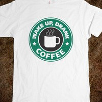 Wake Up Drank Shirt - Celebritees