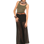 GYPSY WARRIOR - Sheer Palazzo Pants