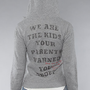 The We Are The Kids Zip Hoodie : Junkfood Clothing : Karmaloop.com - Global Concrete Culture