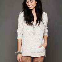 Free People FP ONE Smocked Bike Shorts