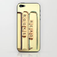 Read Books iPhone & iPod Skin by Olivia Joy StClaire | Society6
