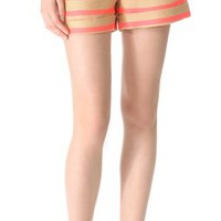 Thakoon Cuffed Shorts | SHOPBOP