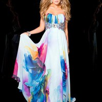 Jasz Couture Dress 4800 at Peaches Boutique