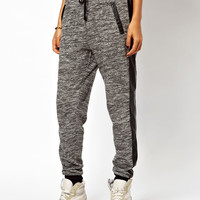 ASOS Sweatpants with PU Pocket