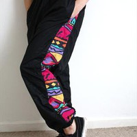 amazing vintage 1980s fresh price style tracksuit joggers from dirtysaint
