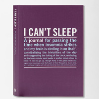 Urban Outfitters - Can&#x27;t Sleep Mini Inner Truth Journal
