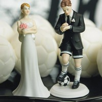 Weddingstar Soccer Player Groom Mix