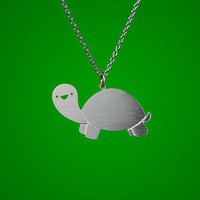 Happy Turtle Necklace