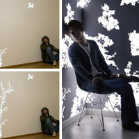 Light-Up Wallpaper Illuminates Interior Spaces | Designs & Ideas on Dornob