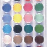 Top 28 colors Pallet PAL28 Snazaroo Pallet Set