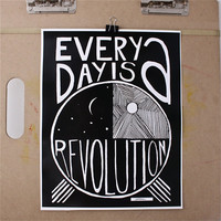 Revolution art From Jeff Mac - Free Shipping
