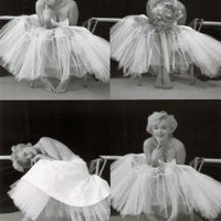 Marilyn Monroe (Ballerina Sequence) Movie Poster Print - 24x36 Poster Print, 24x36