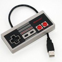 NES Controller USB Drive 32GB by 8BitMemory on Etsy