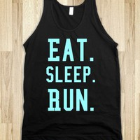Eat. Sleep. Run.  - CrossCountry Diary
