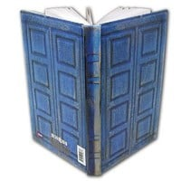 Dr Who Tardis Journal [Hardcover]