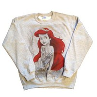Thieves of Thunder  Alternative Ariel Unisex Sweatshirt.