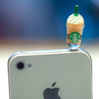 Kawaii STARBUCKS FRAPPE in 5 Colors to pick by fingerfooddelight