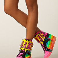 Wordz, Jeffrey Campbell