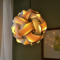 Parma Tesselation Lantern by MTHarvey on Etsy