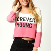 Sophie Forever Young Ombre Sweater