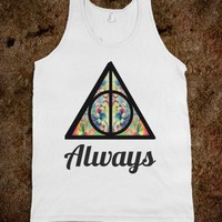 Harry Potter Always Tank Top - Disney Craze