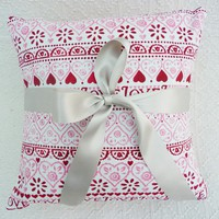 Sampler Cushion Covers  | Luulla