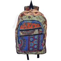 Vintage Embroidered Backpack on Sale for $44.95 at The Hippie Shop
