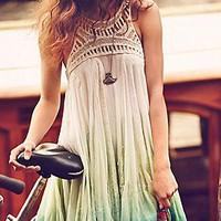 Free People  Clothing Boutique > FP ONE Sweet Upon The Seat Dress