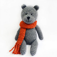 Buy Teddy bear pattern - AmigurumiPatterns.net