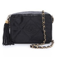 WGACA Vintage Vintage Chanel Lizard Bag | SHOPBOP