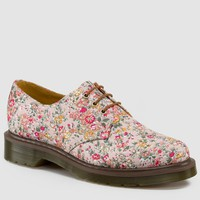 Dr Martens 1461 Pw Shoe PINK MEADOW - Doc Martens Boots and Shoes