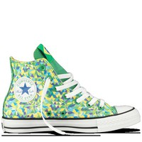 Converse - Chuck Taylor Country- Brazil - Hi - Green/Yellow