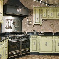 Bespoke Gothic Kitchen