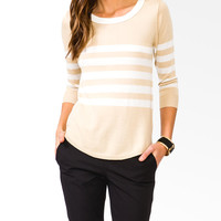 Essential Colorblocked Sweater